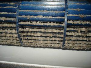 грибок на крыльчатке кондиционера